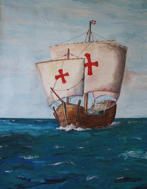 Copertina livro ''Da Noli a Capo Verde'', by Arte de Noli